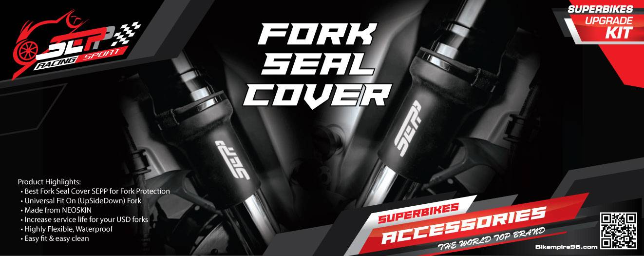 FORK SEAL COVER