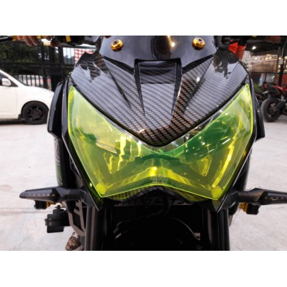 Kawasaki Z800 Headlamp Protector