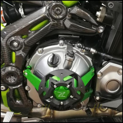 Kawasaki Z900 Z1000 Engine Guard Design 4