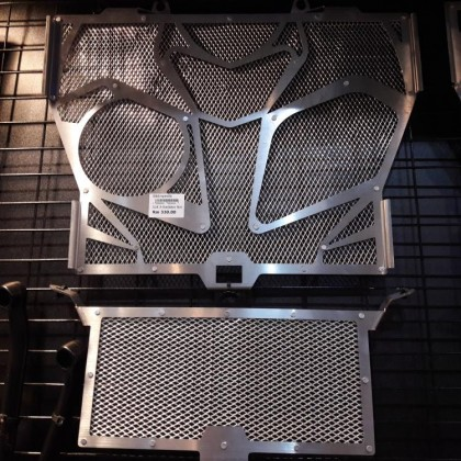 Bmw S1000rr Radiator Grill Design 1