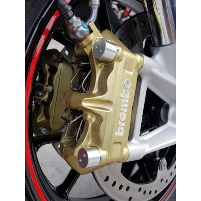 Bmw S1000rr R1200GS Special Brake Caliper Secure Disc Lock Nut