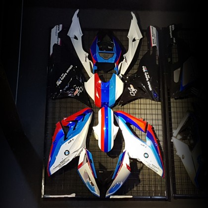 Bmw S1000rr 15-17 Fairing Set (Safety Bike Design)