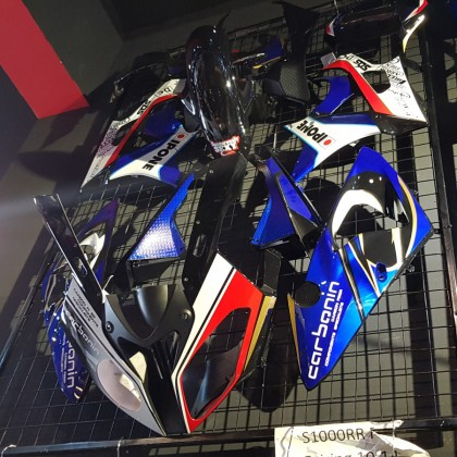 Bmw S1000rr 10-14 Fairing Set