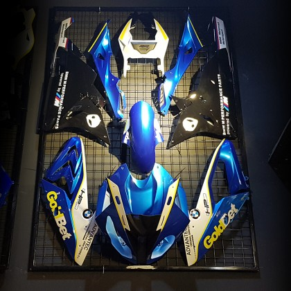 Bmw S1000rr 15-18 Fairing Set (Goldbet)