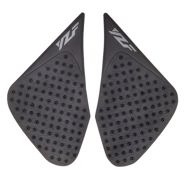 Bjmoto For Yamaha Yzf R25 R3 2013-2018 Motorcycle Tank Pad Protector Sticker Decal Gas Knee Grip Tank Traction Pad Side Black Easy To Repair Motorcycle Accessories & Parts