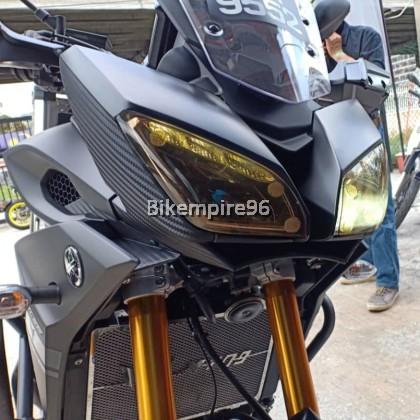 Yamaha MT09 Tracer Headlamp Protector