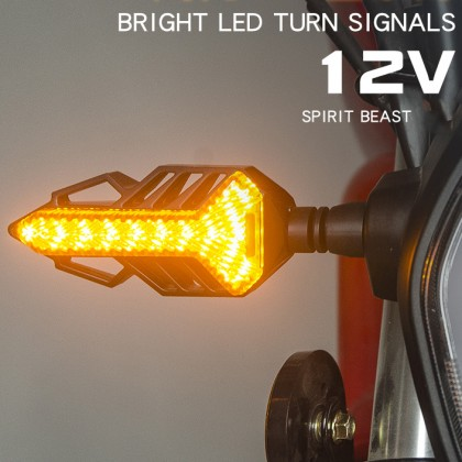 Spirit Beast Universal Motorcycle Signal Light L13