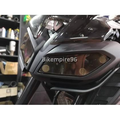 Mt09 2018 Headlamp Protector