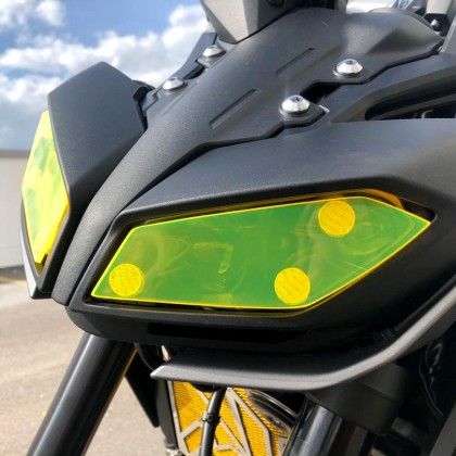 Yamaha Mt09 2018 Headlamp Protector