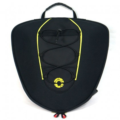 UglyBros UBB03 Motorcycle Rear Seat Bag Tail Bag