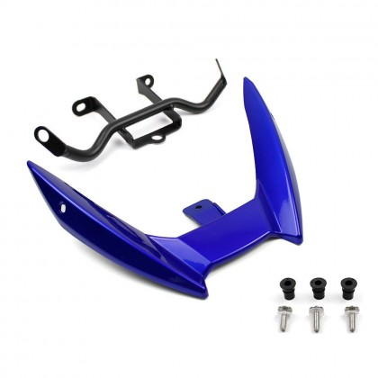 Yamaha MT09 Front Upper Headlight Winglet Fairing Stay Bracket