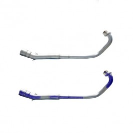 Yamaha Y15zr Raven Stainless Steel Exhaust Header