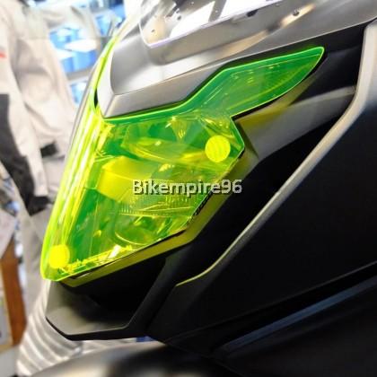 Honda CB650F CBR650F 17-18 Headlamp Protector