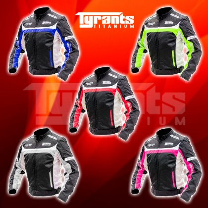TYRANTS MOTORCYCLE RIDING JACKET