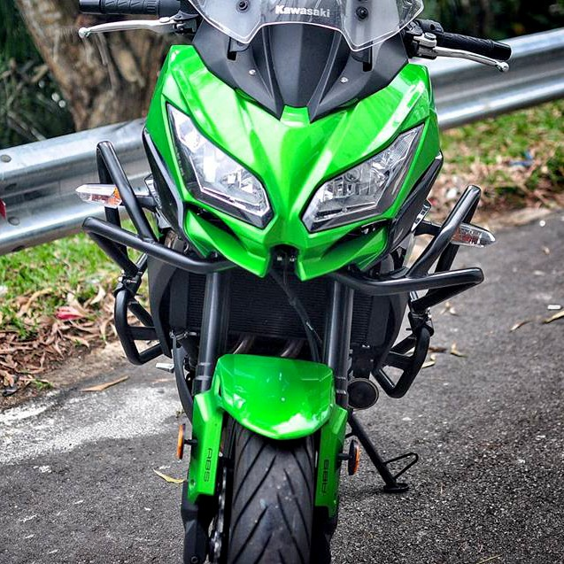 Versys 650 Engine Crash Bar