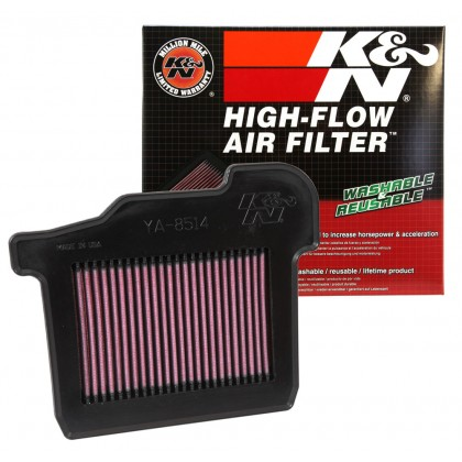 MT09 K&N Air Filter