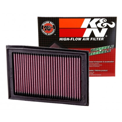 KAWASAKI NINJA 250 13-17 K&N AIR FILTER