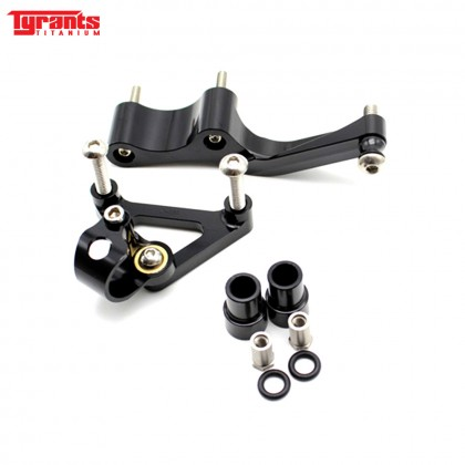 DUCATI MONSTER 696 TYRANTS DAMPER BRACKET