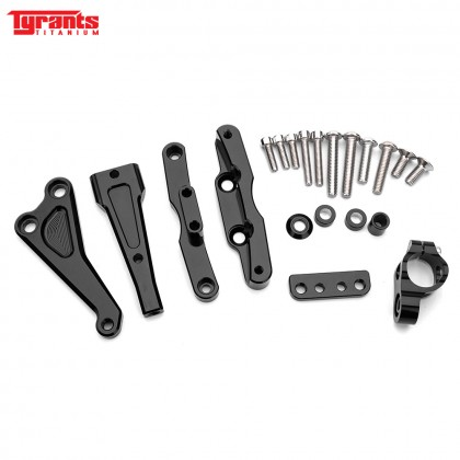 CB650F 15-18 TYRANTS DAMPER BRACKET
