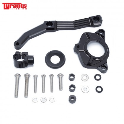 Z1000 10-13 TYRANTS DAMPER BRACKET