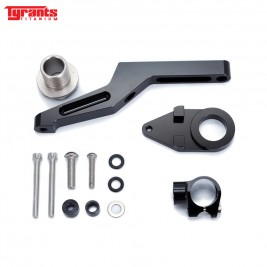 ZX6R 09-16 TYRANTS DAMPER BRACKET