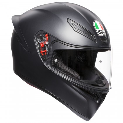 AGV K1 Solid Asia Matt Black