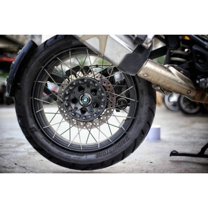 R1200GS Wheel Hub Cover