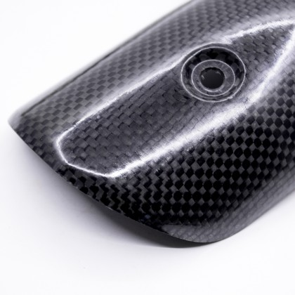 Exhaust Carbon Protector Carbon