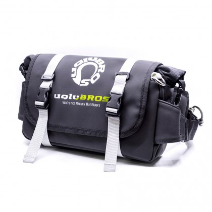 UglyBros Waterproof Pouch Bag 4.5L - Fluorescent