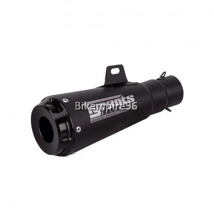 M4 CNC Head Black Muffler