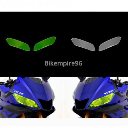 R25 2018 Headlamp Protector
