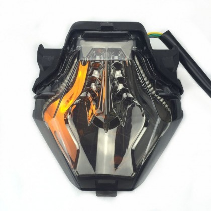R25/MT07/Y15ZR Integrated Tail Light