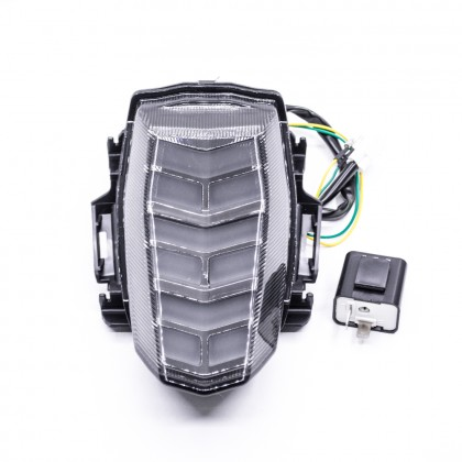 R15 V3 Integrated Tail Light