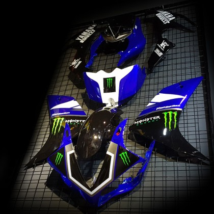 Yamaha R1 07-08 Fairing (Monster)