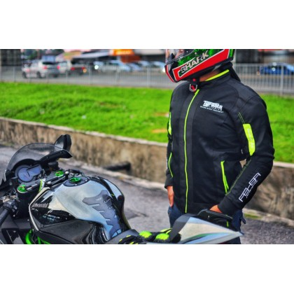 TYRANTS SUMMER LITE RIDING JACKET