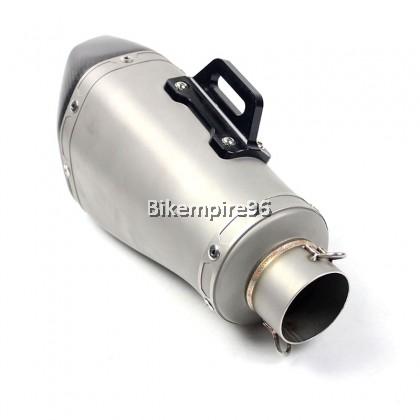Akra Shorty 51mm Muffler V2