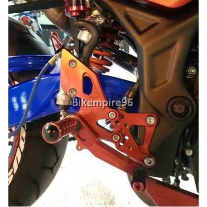 R25 V1 V2 Racing Footrest XXUN