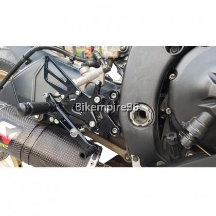 R6 Racing Footrest 06-14