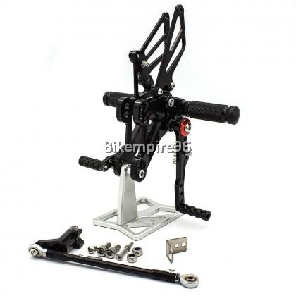CB650R/F/RR Racing Footrest