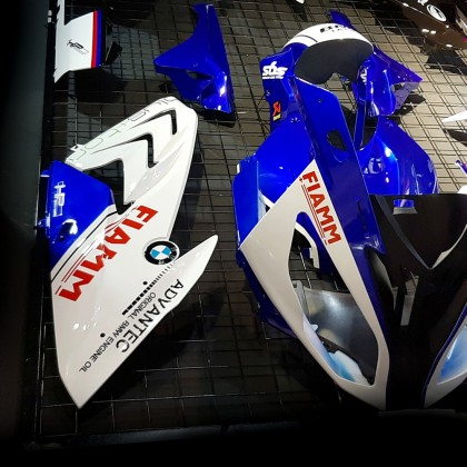 S1000RR 15-16 Fairing Set (FIAMM)