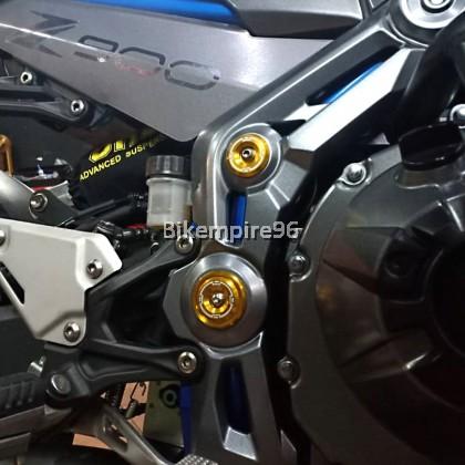 Z900 Body Chasis Decor Nut
