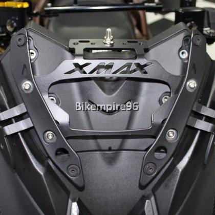 XMAX Bracket Windshield Extender + Side Mirror