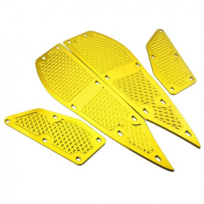 XMAX Footpads Plate