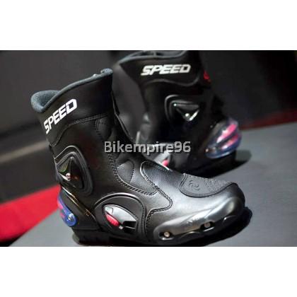 Speed Riding Boots A004 (Half Cut)