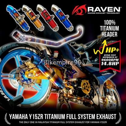 Y15 Tyrants Titanium Full System
