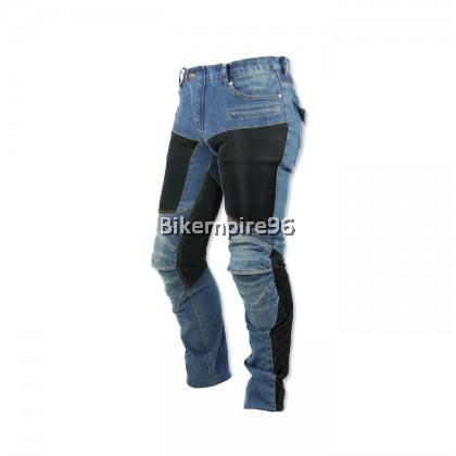 Tyrants Riding Jeans Blue