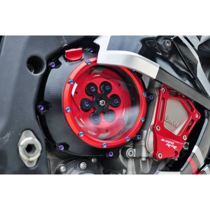 S1000RR Clutch Cover Fauvism