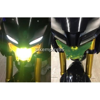 MT15 Headlamp Protector