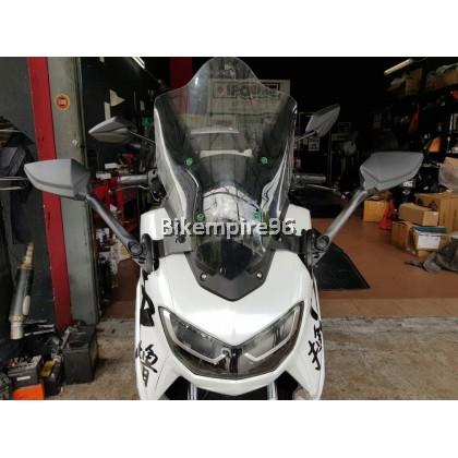 Nmax 155 2020 Windshield Bracket + Side Mirror