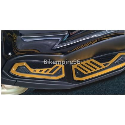 Nmax Footpads Plate